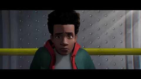 Spider-Man Un Nuevo Universo - Trailer 2
