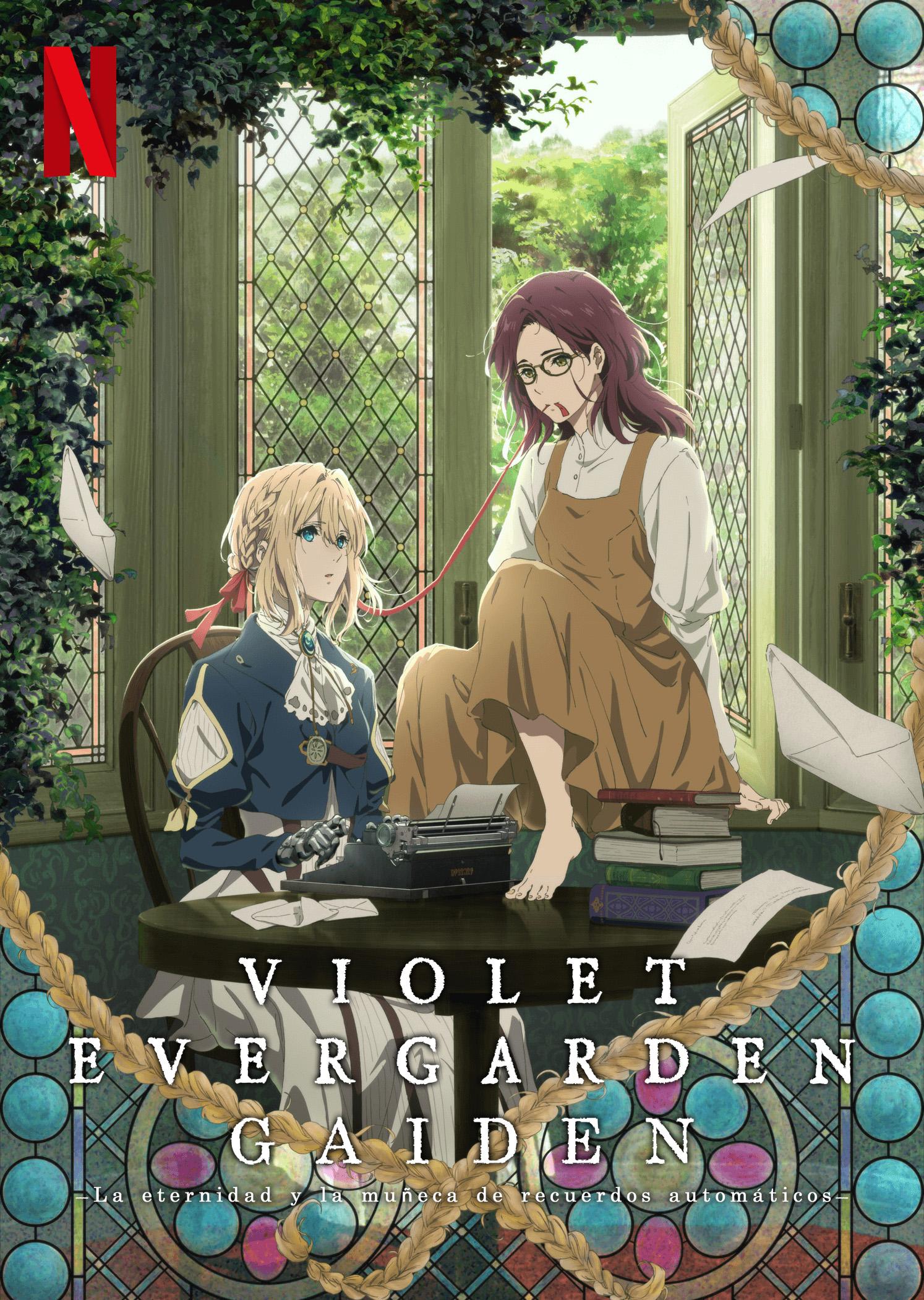 Violet Evergarden: Eternity and the Auto Memory Doll | Doblaje Wiki | Fandom