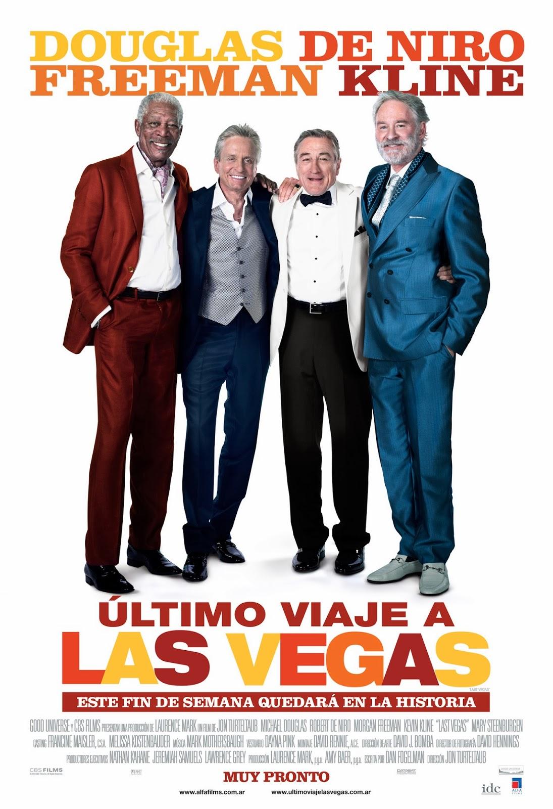 Último viaje a Las Vegas