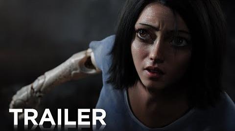 Alita Ángel de combate Primer trailer doblado Próximamente - Solo en cines