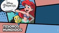 Ariel Tesoros hundidos Disney Princesa
