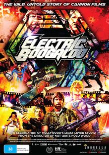 Electric Boogaloo: La historia de Cannon Films