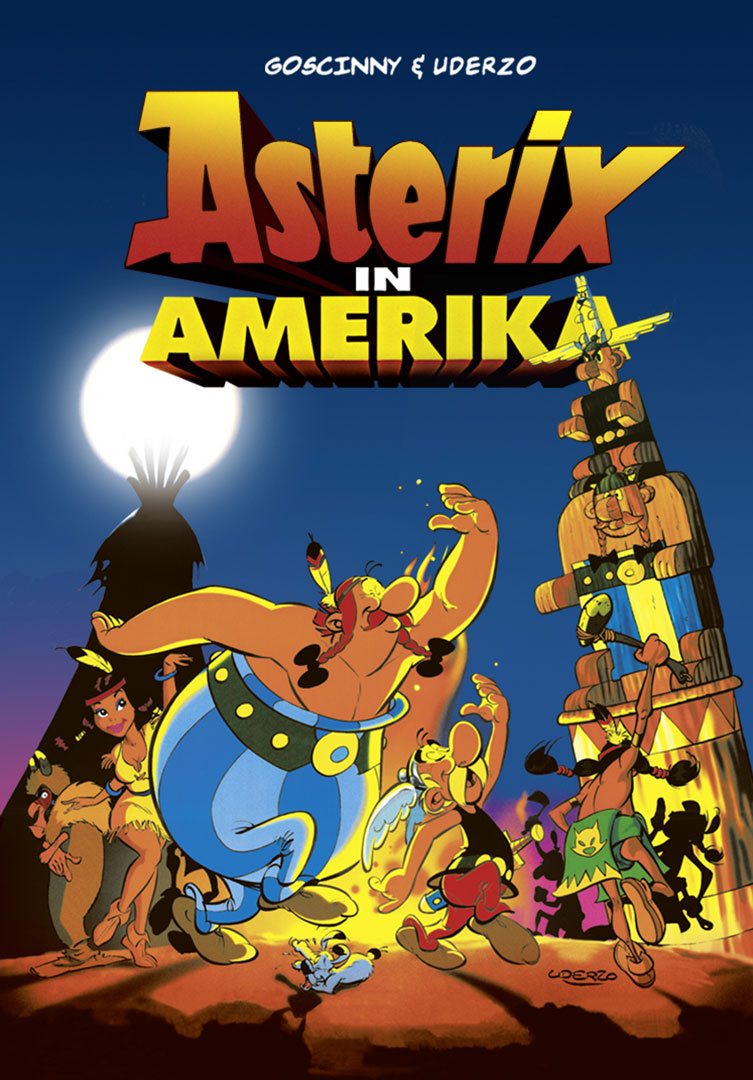 Astérix conquista América