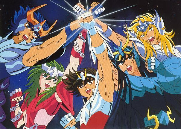Los Caballeros del Zodiaco: Hades (OVA 00)