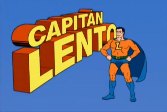Capitán Lento