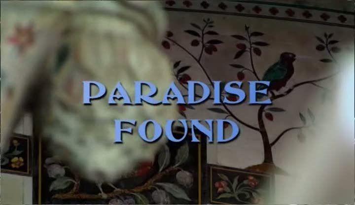 El paraíso encontrado