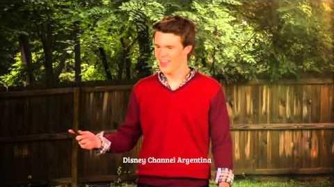 Peyton Clark - Estas viendo Disney Channel - Nuevo Diseño 2014 - (Español Latino)