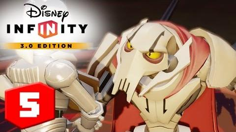 ¡Greviuos Ataca! EP 5 Disney Infinity 3