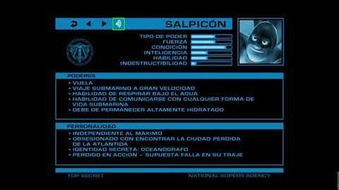 ARCHIVOS SECRETOS DE LA ANS Salpicón