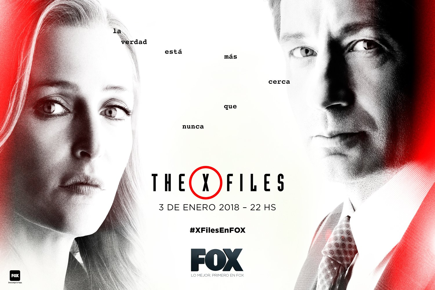 Los expedientes secretos X