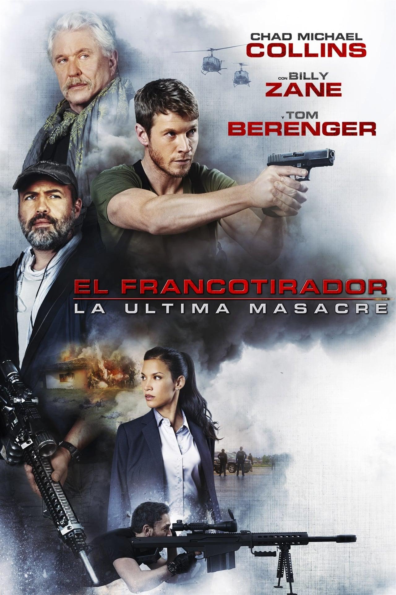 El francotirador: La última masacre