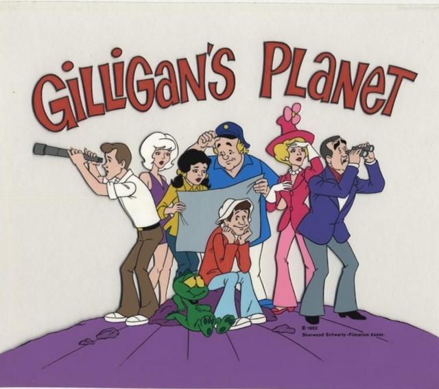 El planeta de Gilligan