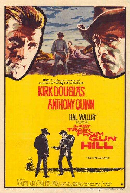 El último tren a Gun Hill
