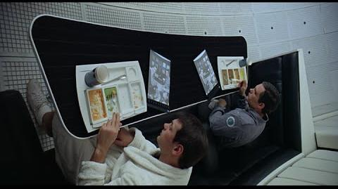 2001 Odisea del Espacio (Español Latino)