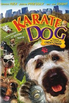 El perro karateca