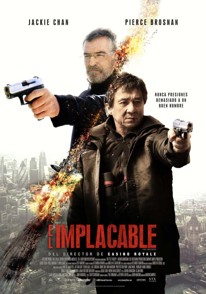 El implacable (2017)