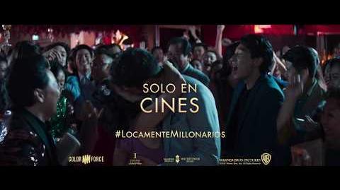 """LOCAMENTE MILLONARIOS - Amor 15"""" - Doblado - Oficial Warner Bros"""