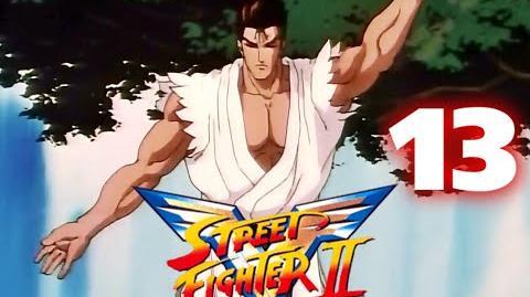 Street Fighter II V - CAP.13. En busca del karate Hado
