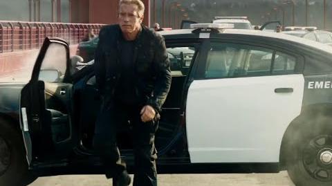 Terminator Génesis (2015) Super Bowl Spot Oficial Español Latino - Arnold Schwarzenegger HD