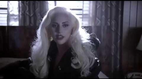 AHS ''Hotel'' Doblaje latino de Lady Gaga (1)