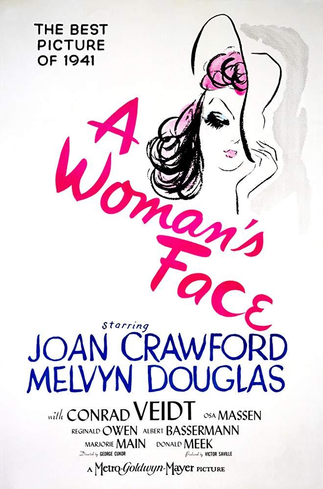 Un rostro de mujer