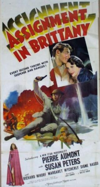 Cita con el peligro (1943)