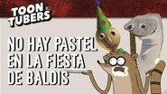 Baldi's Birtday Bash - FELICITACIONES BOCA MARCHITA Toontubers Cartoon Network