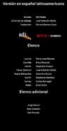 Credits(ep.2 temp.4) Castlevania
