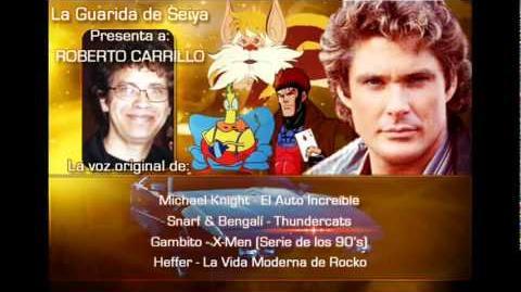 La Guarida de Seiya - Entrevista a Roberto Carrillo 6 8