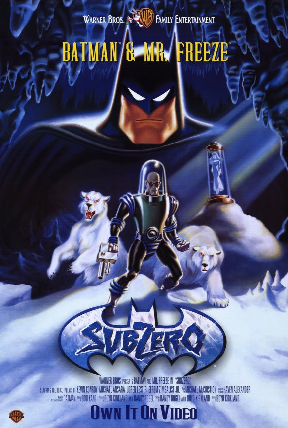 Batman: Bajo cero