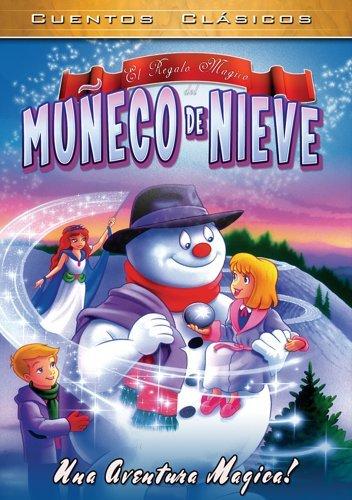 El regalo mágico del muñeco de nieve