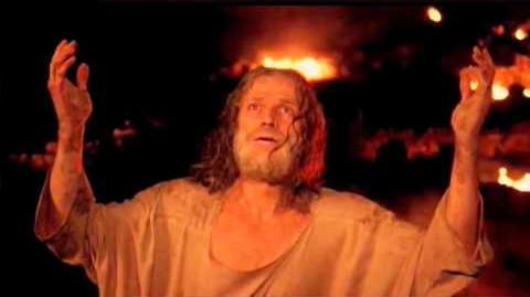 La Última Tentación De Cristo - Final (Audio Latino) (1988)