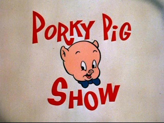 El festival de Porky