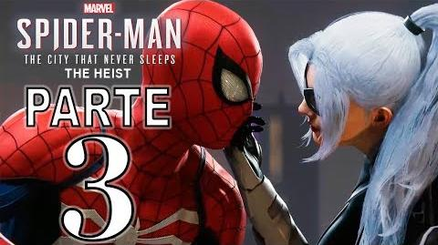 Spider-Man The Heist Gameplay en Español Latino Parte 3 - No Comentado (PS4 Pro)