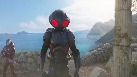 Aquaman - Black Manta vs Aquaman - Parte 1 escena Audio Latino FULL HD