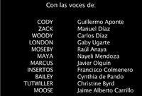 Doblaje Latino de Zack y Cody Gemelos a Bordo (Tornado)