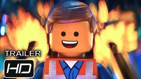 LA GRAN AVENTURA LEGO - Trailer 2 Oficial - Español Latino - HD