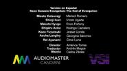 Evangelion The End of Evangelion Credits.LAS