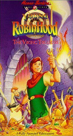 El joven Robin Hood