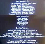 Marvel Rising Battle of the Bands Creditos Latino