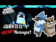 Secret Neighbor - ¿JUGUÉ CON LOS NIÑOS TOONTUBERS? Toontubers - -QuedateEnCasa