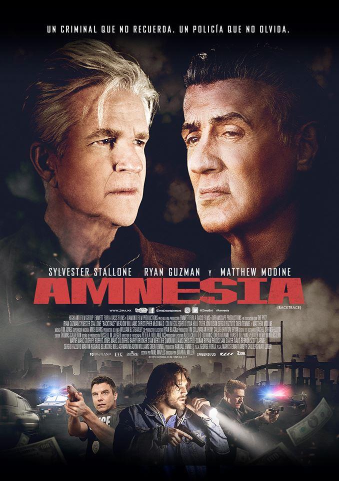 Amnesia (2018)