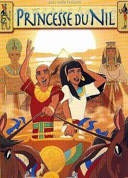 La princesa del Nilo (serie animada)