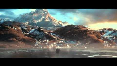 """EL HOBBIT LA DESOLACIÓN DE SMAUG - Noble Misión 30"""" Doblado HD - Oficial de Warner Bros"""