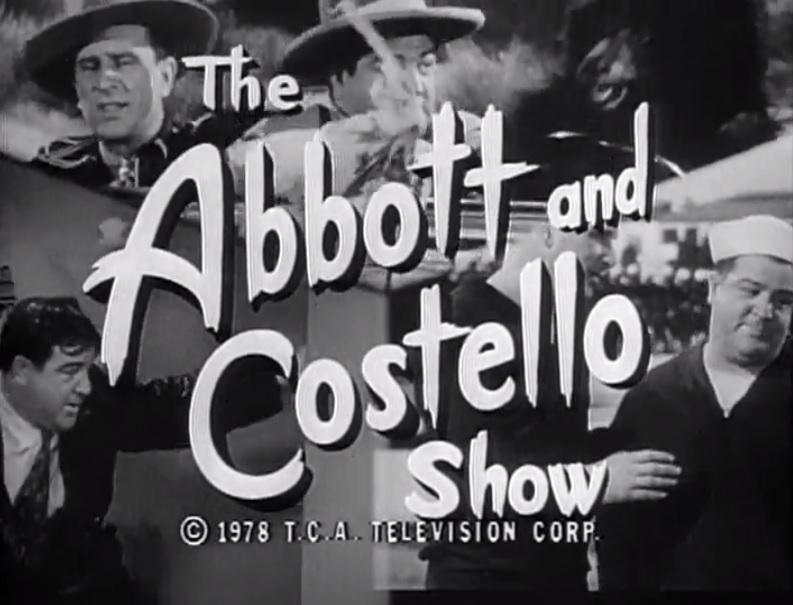 El show de Abbott y Costello