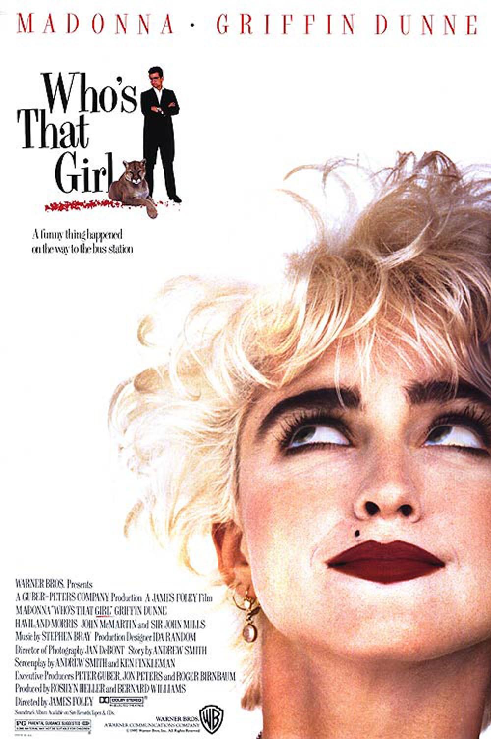 ¿Quién es esa chica? (1987)