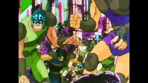 Ricardo Silva - Los Caballeros Del Zodiaco (Comercial de Bandai) - Versión Completa