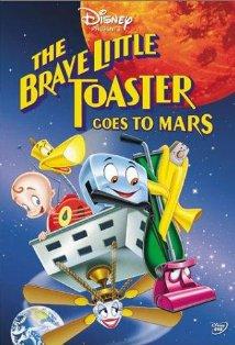 La tostadorcita valiente va a Marte
