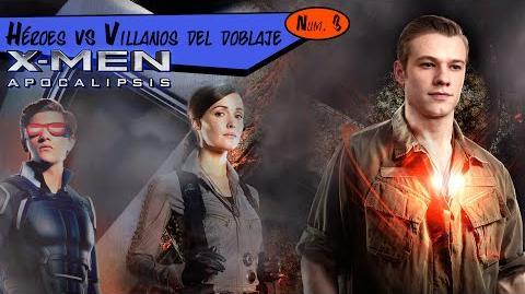 X-Men Apocalipsis - Heroes vs