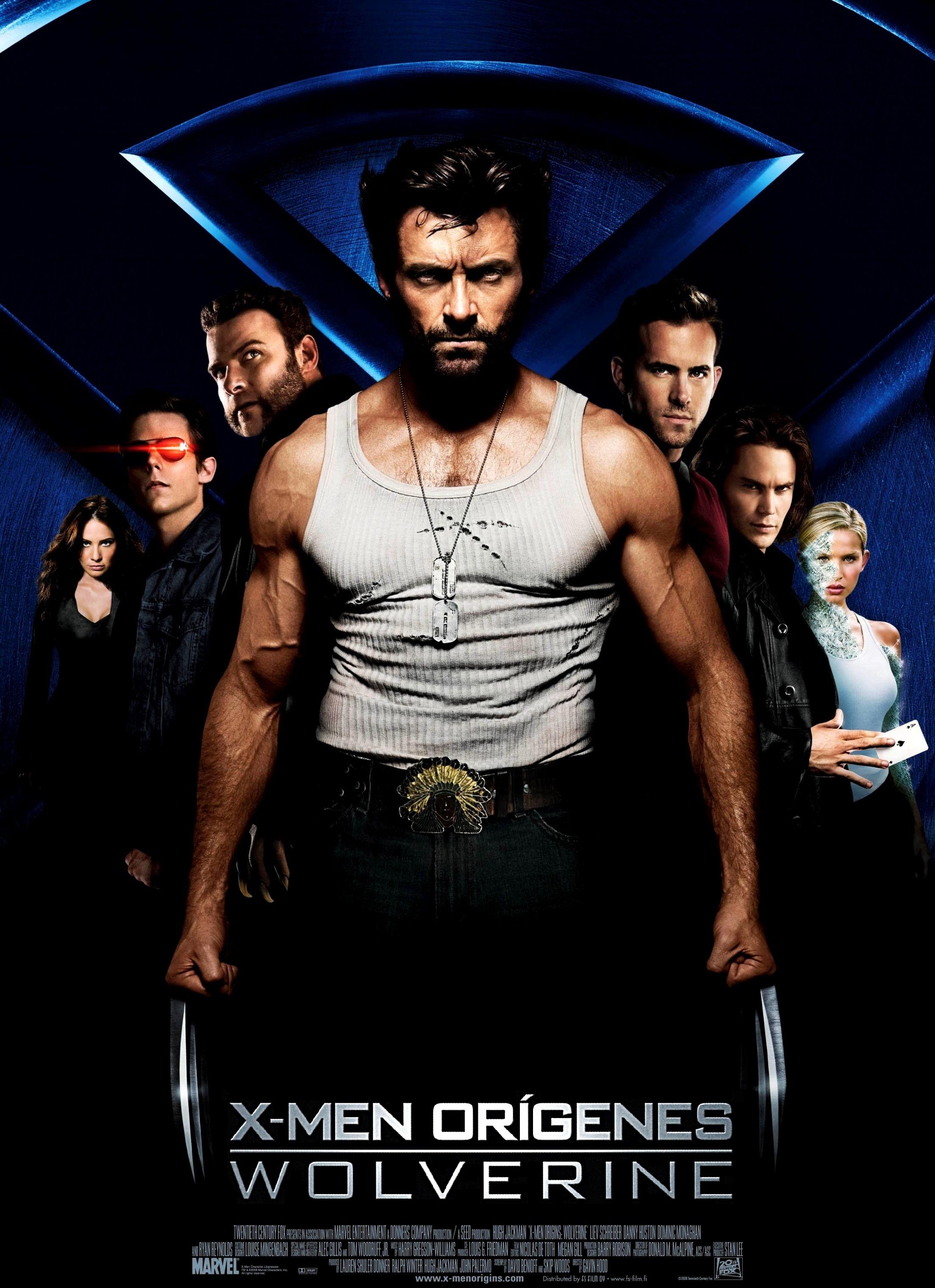 X-Men orígenes: Wolverine